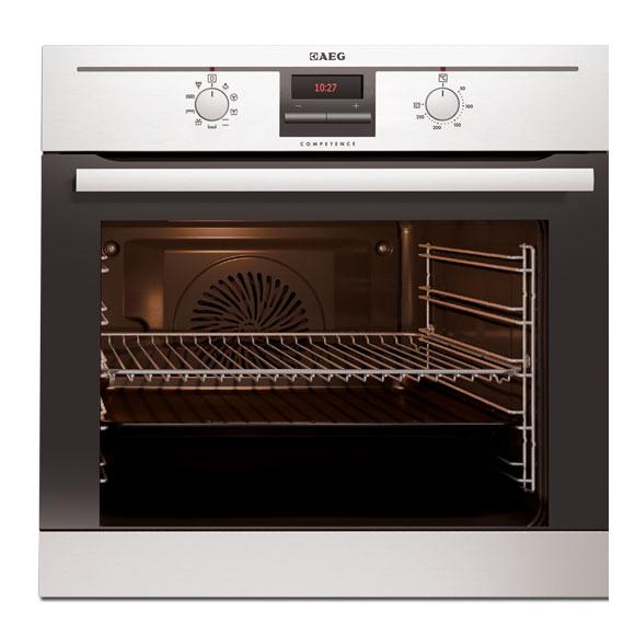 aeg backofen einbauherd backherd be3002021m edelstahl. Black Bedroom Furniture Sets. Home Design Ideas