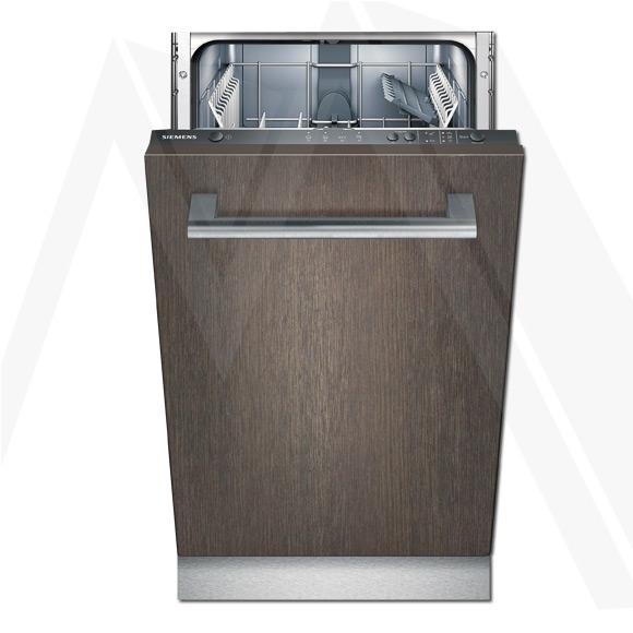 siemens 45cm geschirrsp ler einbau sp lmaschine sp ler vollinterierbar eek a ebay. Black Bedroom Furniture Sets. Home Design Ideas