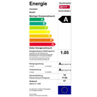 Energielabel Einbaugeschirrspler SI 23 N - 60cm