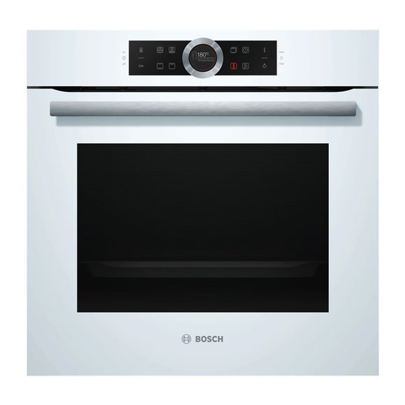 bosch hbg634bw1 backofen 13 heizarten 4d hei luft 60cm tft display ebay. Black Bedroom Furniture Sets. Home Design Ideas