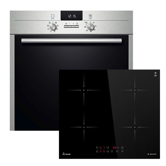 siemens backofen hb63as521 pyrolyse induktions kochfeld. Black Bedroom Furniture Sets. Home Design Ideas