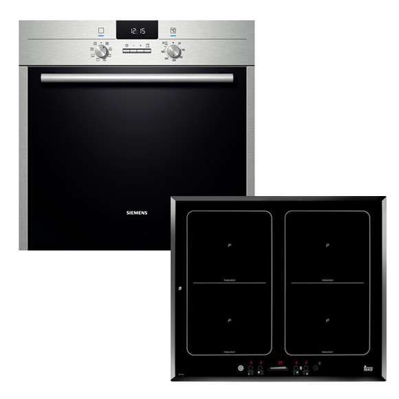 siemens backofen hb63as521 pyrolyse teka induktions. Black Bedroom Furniture Sets. Home Design Ideas