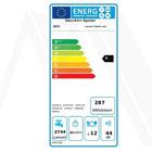 Energielabel AEG Einbau-Geschirrspüler F78002IMOP