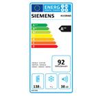 Energielabel Siemens Unterbau-Kühlschrank KU15RA65