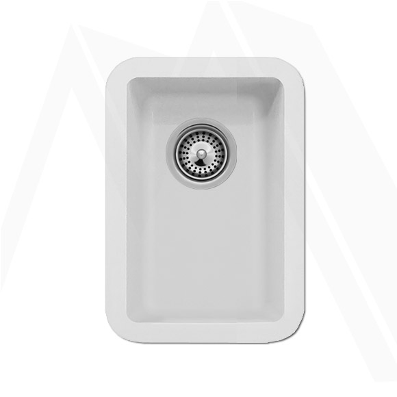 teka unterbaubecken granit unterbausp le granitsp le radea 160 325 tg weiss ebay. Black Bedroom Furniture Sets. Home Design Ideas